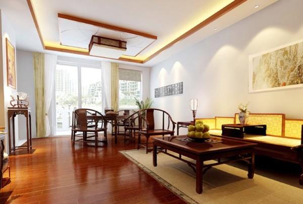 Дизайн потолков из гипсокартона в гостиной
