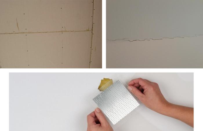 Тот случай, когда нужно ремонтировать потолок