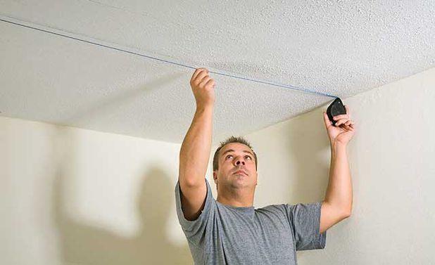 Монтаж гипсокартона на потолок и звукоизоляция своими руками