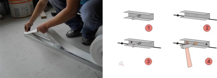 Подвесной потолок из гипсокартона своими руками - делаем навесную конструкцию из ГКЛ по фото