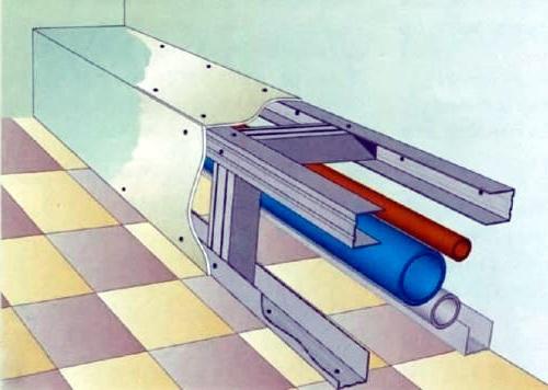 Короб для проводов