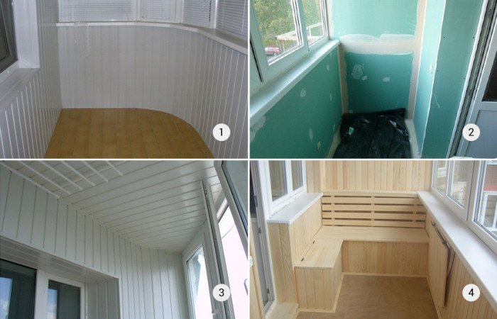Как недорого обшить балкон своими руками 16