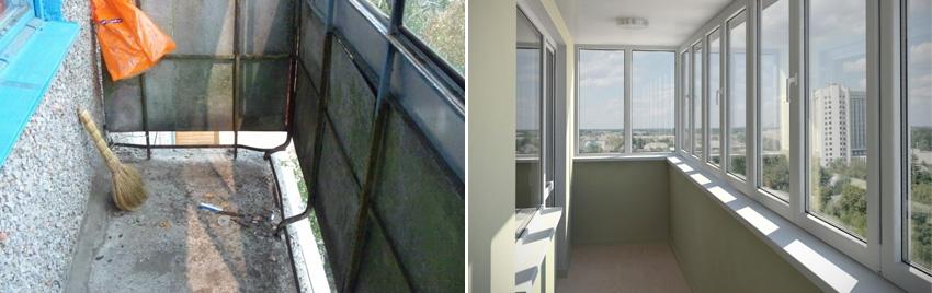 Как и чем отделать балкон изнутри своими руками - отделка ло.