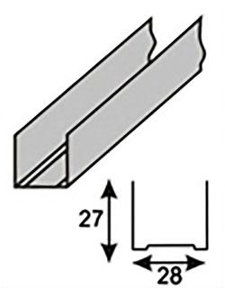Стеновой профиль для гипсокартона