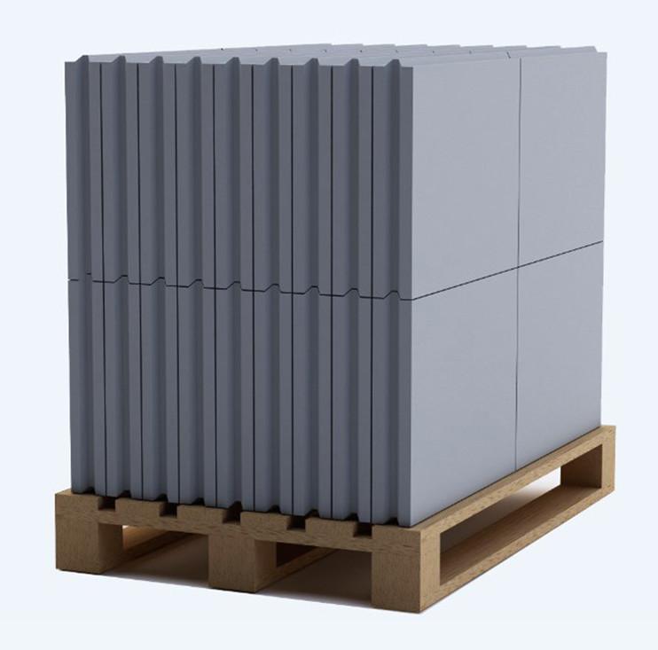 Гипсовые пазогребневые блоки