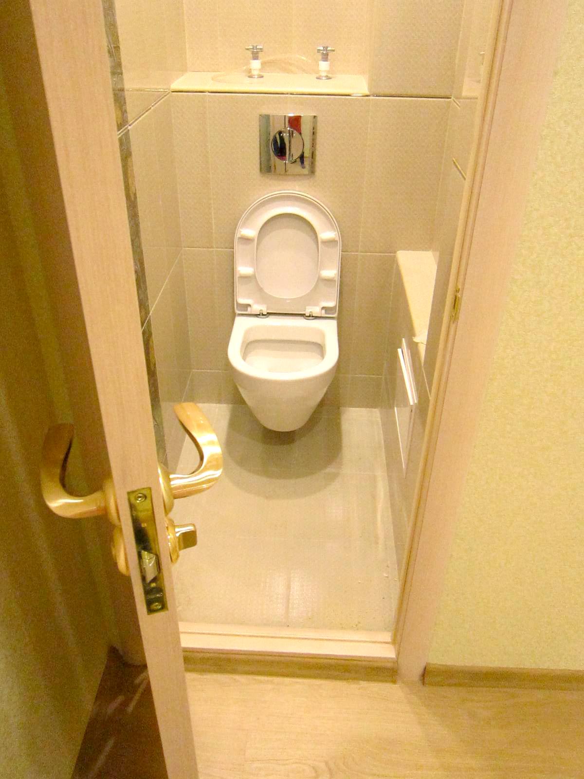 Как сделать короб для труб в туалете своими руками