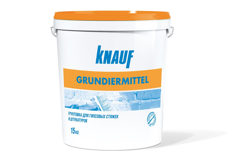 Грундирмиттель от Кнауф