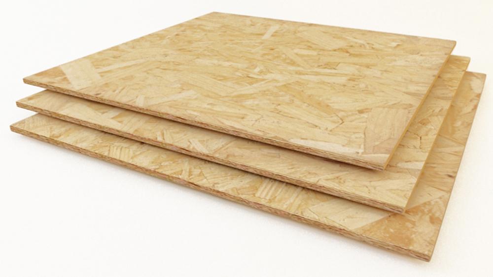 Отделочный материал - ОСБ-плита