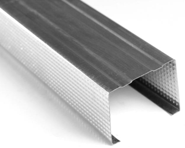 Металлический стоечный профиль